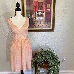 Tevolio ~ Pink Ballerina Dress ~ Size 12